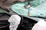 U Markvartic se střela tři vozidla, nehoda si vyžádala jedno zranění