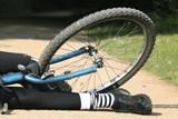 Podnapilý muž nezvládl jízdu na jízdním kole