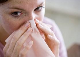 Alergie řádí i v zimě. Rýmu vyvolávají roztoči, plísně i chlad