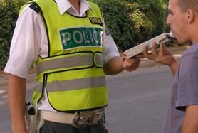 Jednašedesátiletý řidič polského  kamionu kličkoval po dálnici