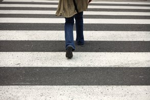 Dočasně zrušené přechody na ulici Štefánikova