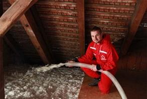 Kudy ut�k� teplo z domu a pro� je tak v�hodn� izolovat strop?