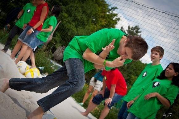Popis: V rámci festivalu OUT of HOME si děti z dětských domovů vyzkouší práci nanečisto.