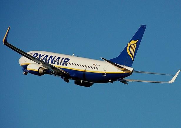 Popis: Ilustrační foto. Ryanair.