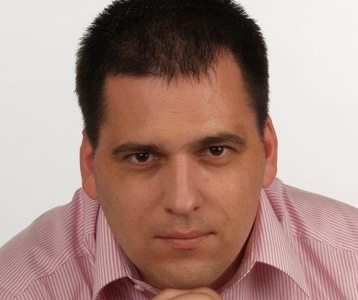 Popis: Europoslanec Tomáš Zdechovský.