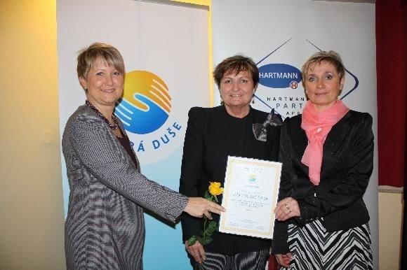 Popis: Centrum sociálních služeb nominováno na Dobrou duši.