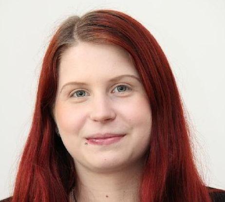 Popis: Studentka Silvie Březinská.
