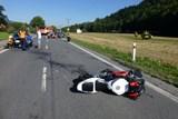 Při nehodách na Frýdecko-Místecku se vážně zranili dva motocyklisté