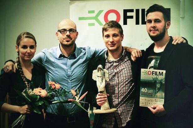 Popis: Studentské filmy z Opavy získaly hned dvě z hlavních cen na Ekofilmu.
