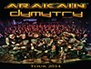 Arakain a Dymytry vyd�vaj� DVD ze spole�n�ho tour.