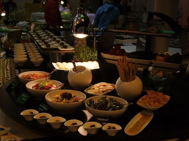 Popis: Festival profesionální gastronomie GASTRO TOUR.