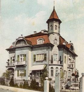 Becherova vila zahajuje v�stavu Josef Fantura - Inspirace