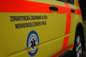 Záchranáři na Novojičínsku resuscitovali chodce sraženého automobilem