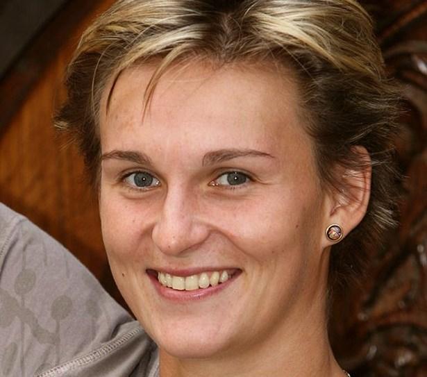 Popis: Barbora Špotáková.