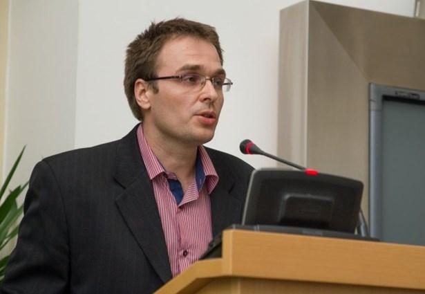 Popis: Mgr. Petr Slováček, Ph.D..