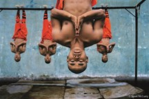 Presti�n� v�stava fotografi� - Steve McCurry