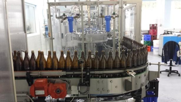 Popis: Vincentka v lahvích je stejně účinná jako přímo z pramene.