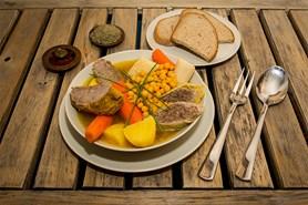 Puchero - španělská polévka ve 3 chodech