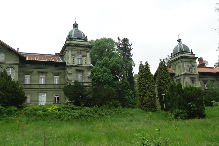 Hückelovy vily mají vlastní prezentaci
