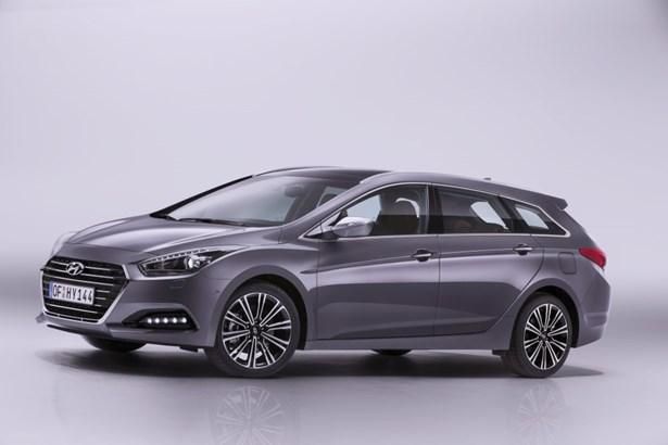 Popis: Nový Hyundai i40 vstupuje na český trh.