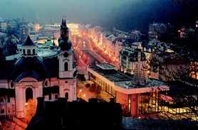 Karlovy Vary stoj� o �eskou klientelu
