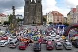 XIV. Rallye Železné hory zahájí na Resselově náměstí