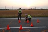 Pátrání po svědcích dopravní nehody