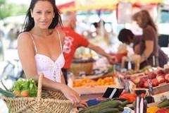 Čerstvou zeleninu z Polabí nakoupíte na pátečních farmářských trzích
