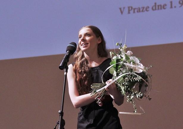 Popis: První sólistka Baletu ND Alina Nanu získala Cenu Národního divadla pro umělce do 33 let.