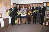 Ocenění Středočeský Kramerius dostalo pět dobrovolných knihovníků neprofesionálních knihoven