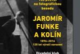 Nezmeškejte besedu Jaromír Funke a Kolín