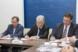 Olomoucký kraj povede koalice hnutí ANO, ČSSD a ODS. Jejich zástupci už podepsali koaliční smlouvu