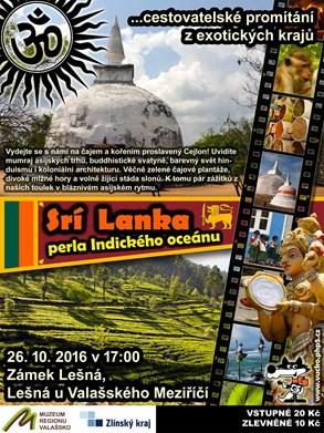 Sr� Lanka - Perla Indick�ho oce�nu