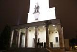 Hejčínský kostel zdobí slavnostní nasvětlení