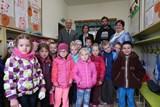 Den otevřených dveří odhalil novou podobu školky v Borové