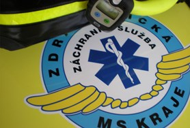 Záchranáři vyjížděli k těžce podchlazenému na Frýdecko-Místecku