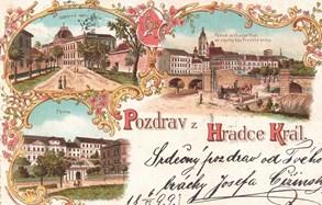 """Vychází kniha """"Hradec Králové na pohlednicích v průběhu tří století II"""""""