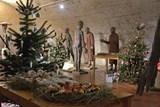 Zámecké sklepení v Litomyšli se rozjasnilo skleněnou a korálkovou krásou vánočních ozdob
