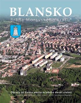 Blansko vydalo novou reprezentativní publikaci