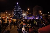 První adventní víkend bude v Semilech patřit jarmarku a slavnosti rozsvěcení vánočního stromu