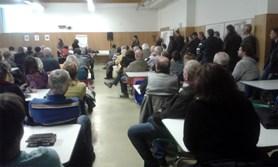 Diskuze k návrhu regenerace sídliště Košutka se zúčastnilo více než 180 lidí
