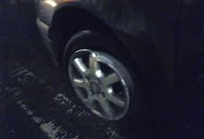 Řidič poškozeného vozidla byl pod vlivem alkoholu