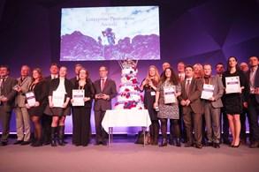 Podnikatelská zóna Šternberk je národním vítězem Evropské ceny za podporu podnikání 2016