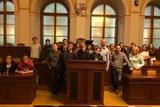 Mladí lidé z Chrudimska si prohlédli sněmovnu