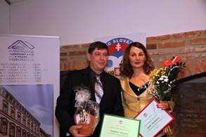 Tomáš Gross laureátem Ceny Mateja Hrebendu