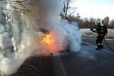 Požáry osobních automobilů