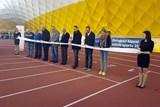Atletická hala na Strahově po rekonstrukci opět slouží sportovcům