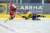 Šumperk poprvé v této sezóně podlehl Prostějovu