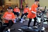 V domovech pro seniory startuje velký cyklistický závod, nadšenci vyrazí z Pradědu do Prahy