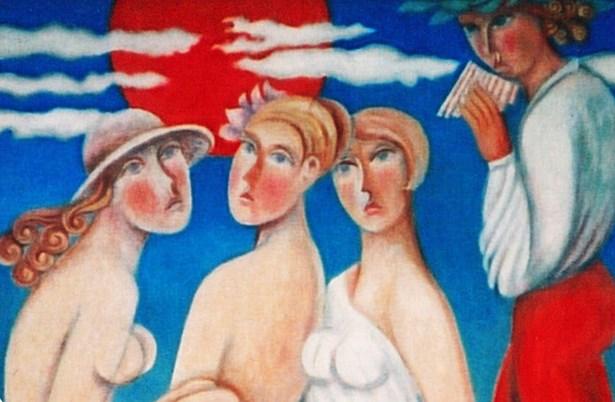 Popis: Výstava Ivana Jakeše Bylo -  nebylo bude v Muzejním a galerijním centru ve Valašském Meziříčí k vidění do 15. května.